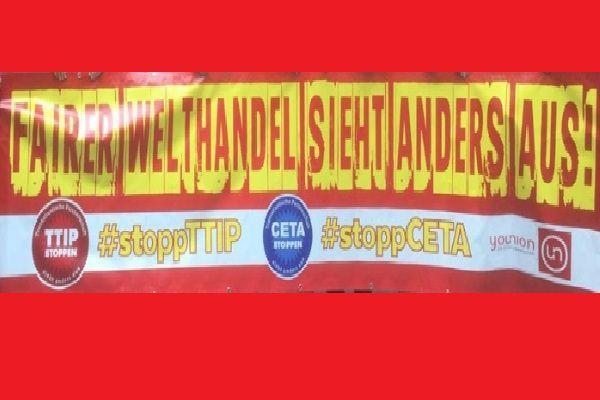 CETA vor der Abstimmung