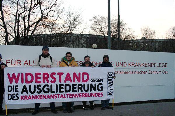 Ausgliederung des Wiener Krankenanstaltenverbundes