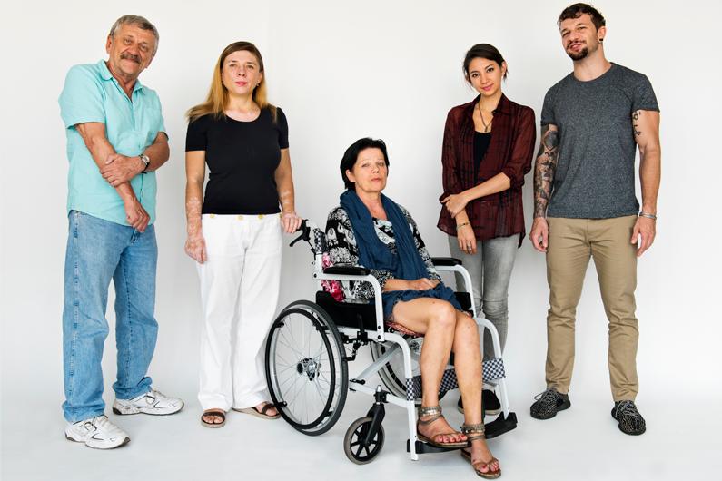 Behindertenvertrauensperson