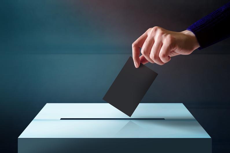 Zwei Stimmzettel bei den Personalvertretungswahlen?