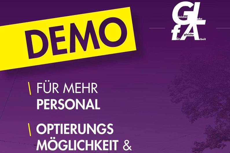Einladung zur Demo!