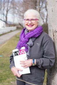 Dr. Brigitte Mauthner setzt sich für Psychologie im KAV ein