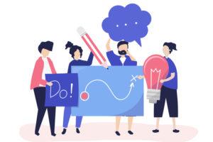 Arbeitsprogramm der younion 2019-2024