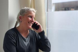 Martina Janca von der KIV-Zentrale, MA 67