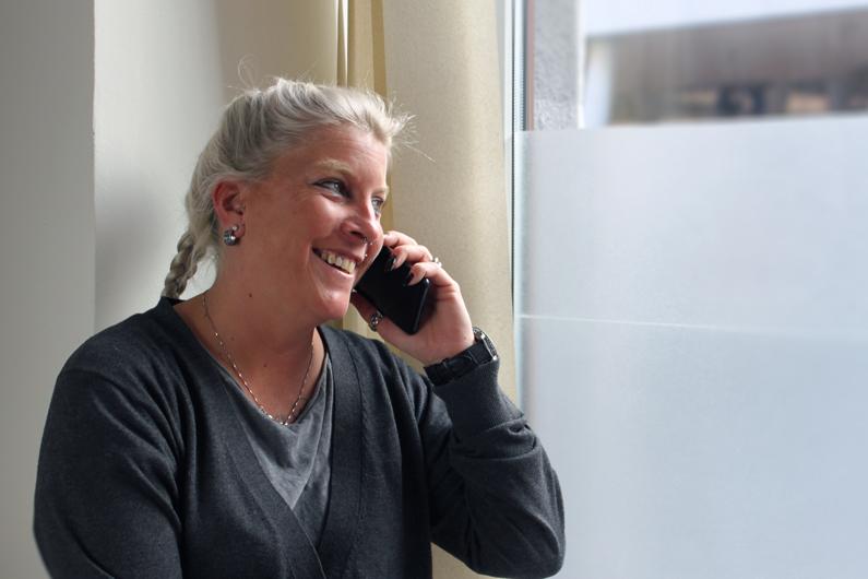INTERVIEW MIT DER DIENSTSTELLENAUSSCHUSSVORSITZENDEN – MARTINA JANCA