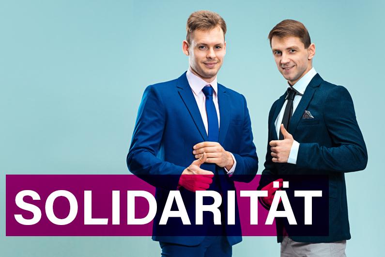 Distel Solidarität