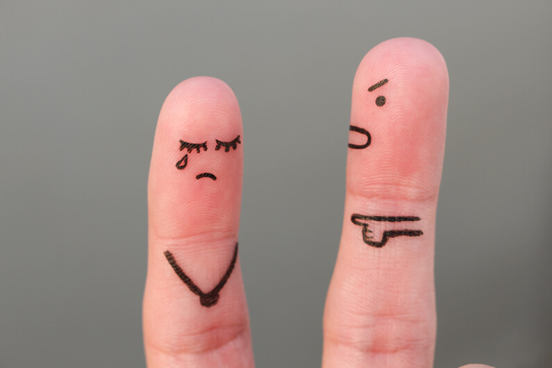 Konflikte am Arbeitsplatz