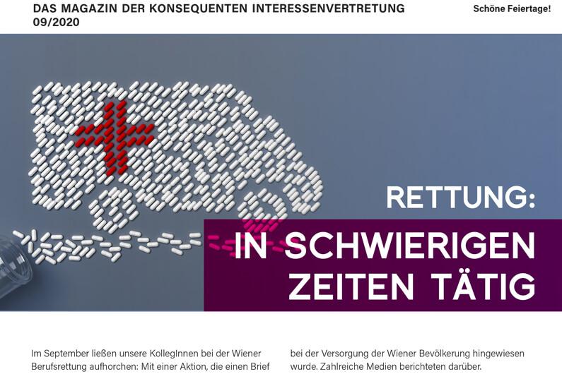 KIV Magazin Dezember/Jänner